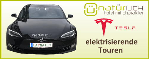 Link to the tours PDF - Tesla and Hotel Natürlich!