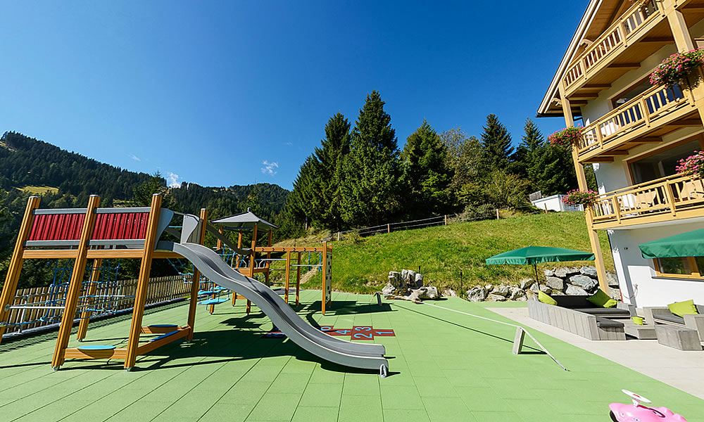Family Highlights at Hotel Natürlich - Playground