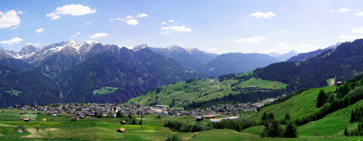Weather in Fiss in Tyrol. The village for families in Tyrol.