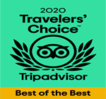 Tripadvisor Travellers Choice Best of the Best 2020