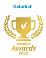 Zoover Award Gold 2019